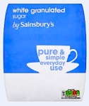 by Sainsbury's and Whitworths Granulated Sugar Recall [UK]