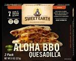 Sweet Earth Aloha BBQ Quesadilla Recall [US]