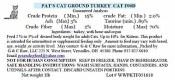 Pat's Cat and Dog Food Recall [US]