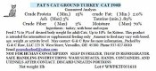Pat's Cat and Dog Food Recall [US]