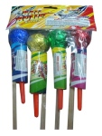 Ball Bullet Rocket Firework Recall [US]