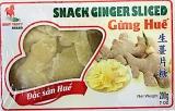 Best Taste brand Snack Sliced Ginger Recall [US]