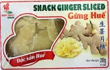 Best Taste brand Snack Sliced Ginger Recall [US]