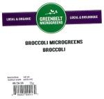 Greenbelt Microgreens Vegetable Recall [Canada]