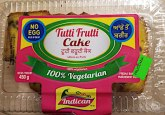 Indican brand Cake Recall [Canada]