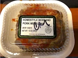 Homestyle Beef & Pork Meatloaf Recall [US]