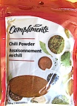 Compliments branded Chili Powder Recall [Canada]