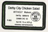 Caito Foods Derby City Chicken Salad Recall [US]
