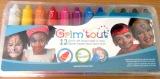 Grim'tout Face Paint Crayons/Make-Up Pencils Recall [EU]