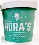 Nora's brand Dairy-Free Frozen Dessert Recall [Canada]