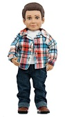 Boy Story Mason & Billy Action Doll Recall [US & Canada]