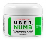 Uber Numb Topical Anesthetic Cream & Spray Recall [US]