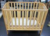 Dream on Me 2-in-1 Portable Crib Recall [Canada]