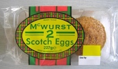McWurst Scotch Egg Recall [UK]