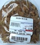 Fruits Du Sud Golden Seedless Raisins Recall [US]