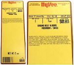 Hy-Vee branded Meat & Potato Product Recall [US]