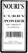 Corrado branded Curry Powder Recall [US]