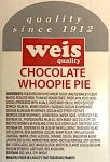 Shirley's Chocolate Whoopie Pie Recall [US]
