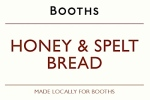 Booths branded Honey & Spelt Bread Recall [UK]