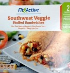 Fit & Active Southwest Veggie Sandwich Recall [US]