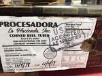 Procesadora La Hacienda Corned Beef Recall [US]