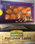 Motichoor Ladoo Indian Confection Recall [Australia]