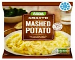 ASDA branded Frozen Smooth Mashed Potato Recall [UK]