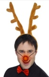 Smiffys branded Reindeer Kit Recall [EU]
