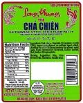 Long Phung Food Pork Patty Recall [US]