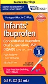 WalMart, CVS & Family Dollar Children's Ibuprofen Recall [US]