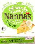 Nanna's Family Apple Pie Recall [Australia]