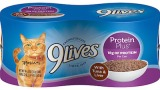 9Lives branded Cat Food Recall [US]