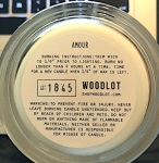 Woodlot Dual-Wick Candles in Glass Recall [Canada]
