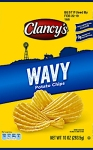 Clancy's branded Wavy Potato Chip Recall [US]