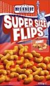 Lidl McEnnedy Peanut Flip & Sondey Biscuit Recall [UK]
