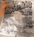 Crisp & Delicious Chicken Nugget Recall [Canada]