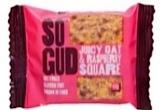 Sogud Gluten-free Flapjack Recall [UK]