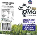 OMG branded Organic Milk Recall [Australia]