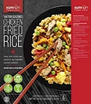 YumNum Global Cuisine Chicken Fried Rice Recall [US]