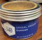 Jansal Valley branded Dukkah Recall [US]
