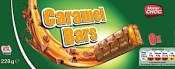 Mister Choc branded Choco & Caramel Bars