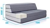 LUCID Folding Mattress-Sofa Recall [US]