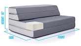 LUCID Folding Mattress-Sofa Recall [US]
