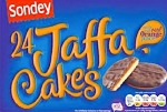 Sondey Orange Jaffa Cake Recall
