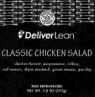 DeliverLean & Bell & Evans Chicken Salad Recall [US]