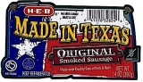 H-E-B Made In Texas Smoked Sausage Recall [US]