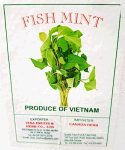 Canada Herb brand Fish Mint Recall [Canada]