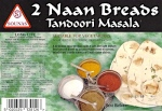 Sounas Naan Breads Tandoori Masala