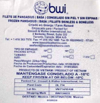 McAllen Cold Storage Basa Fish Fillet Recall [US]