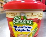 Chef Boyardee Rice Chicken & Vegetable Meal Recall [US]